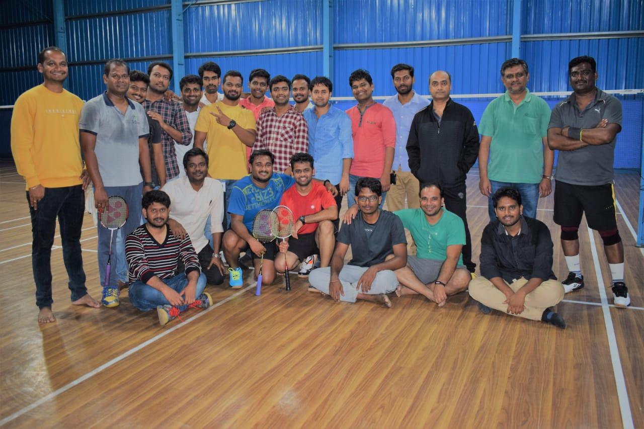 IDRS Labs Pvt Ltd - Sports Day
