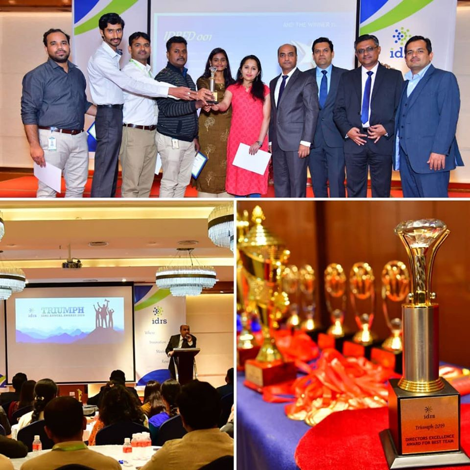 IDRS Labs Pvt Ltd - Award Night