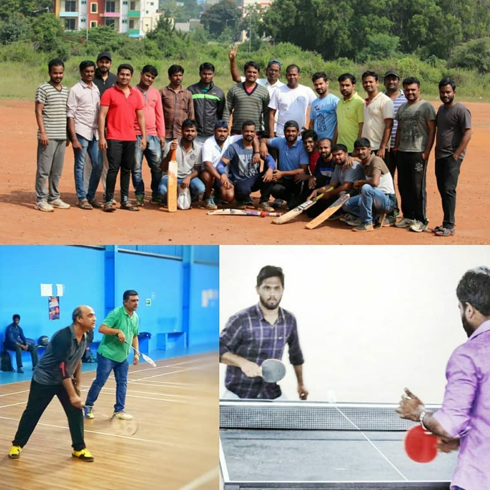 IDRS Labs Pvt Ltd - Sports Day